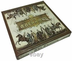 Egyptian Anubis Black & Silver With Gold Accents Chess Set With 18 Cherry Color Bd