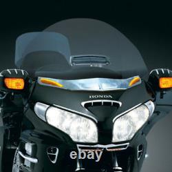 Honda GL1800 Gold Wing 02-13Windshield Trim withTS Accents LED for by Kuryakyn