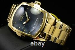 Invicta Men's 47mm Grand Lupah Special Edition Diamond Accent Gold SS Watch