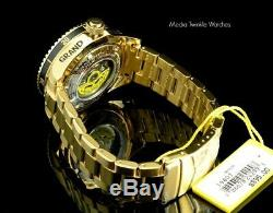 NEW Invicta 47mm Grand Diver 2 Gen II Automatic GOLD Dial Accent Bracelet Watch