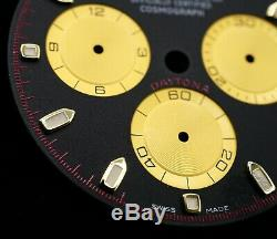 Rolex Cosmograph Daytona Paul Newman Dial Gold Accents 116508 116503 ONE LEFT