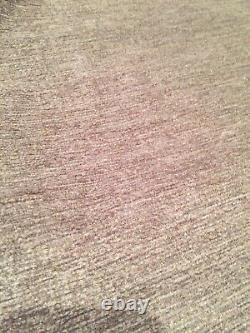 Wonderful 4 Yards Donghia Rubelli Taupe With Gold Accents Chenille Fabric